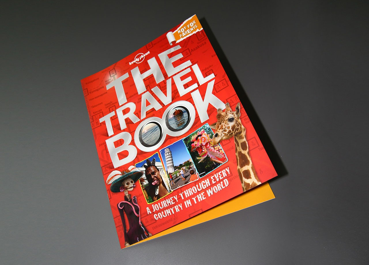 Lonely Planet, The Travel Book