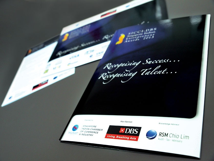 Singapore Indian Chamber of Commerce & Industry Collateral